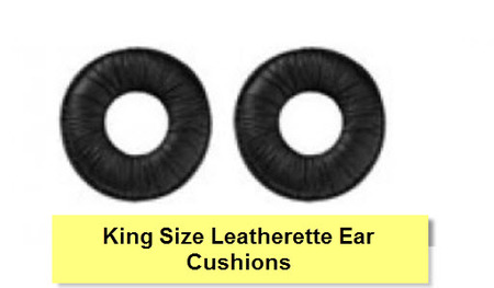 GN2000 Leatherette Ear Cushions