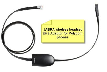 Polycom 14201-17 EHS Jabra Link Cable