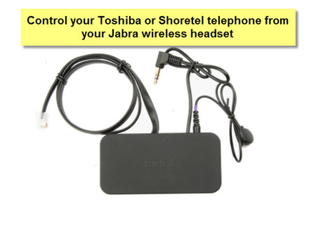 Toshiba 14201-20 EHS Jabra Link Cable