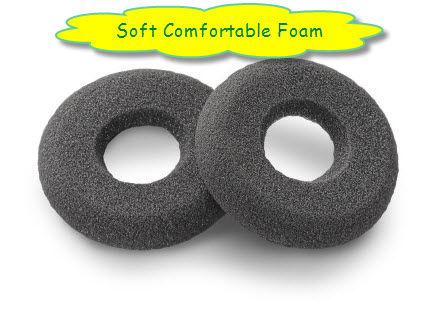 Plantronics 40709-02 SupraPlus Foam Ear Cushions