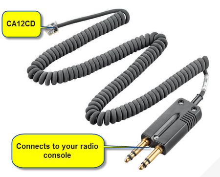 Plantronics Replacement Console Cable