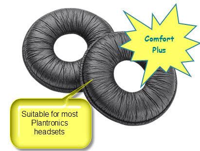 Plantronics 71782-01 Leatherette Ear Cushion