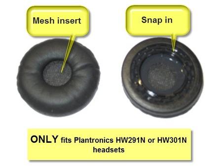Plantronics 80355-01 EncorePro Ear Cushions