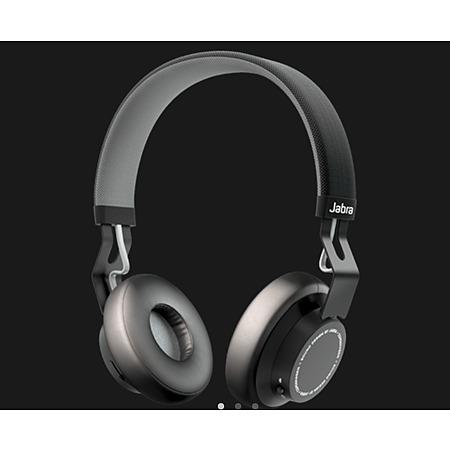 Jabra Move Wireless Music Headphones - Black