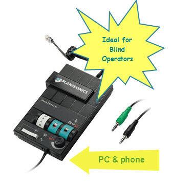 Plantronics MX10 PC and Phone Amplifier