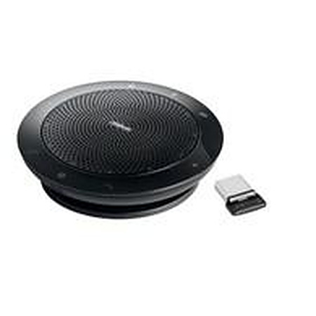 Jabra SPEAK 510+MS Link 360 USB Speakerphone MS Optimized for Microsoft Lync