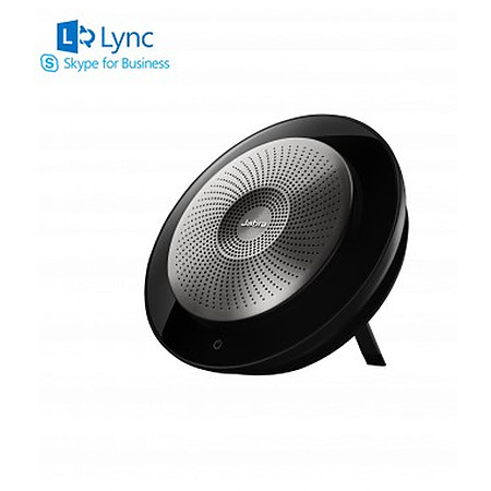 Jabra SPEAK 710+MS Link 360 USB Speakerphone MS Optimized for Microsoft Lync