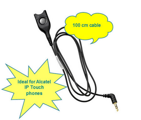 Sennheiser CCEL 193-2 Alcatel cable