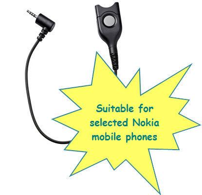 Sennheiser Nokia Cable CNOK02