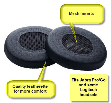 Jabra PRO and GO 14101-19 Ear Cushions