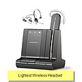Plantronics SAVI W740-M Lync Wireless Headset