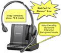Plantronics Savi W710-M Lync Headset